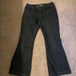 Denim Flare Jeans